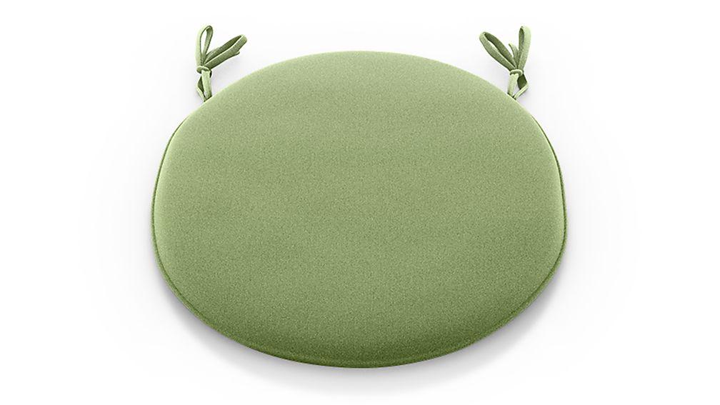 Scroll Cilantro Sunbrella ® Dining Chair Cushion - Image 1 of 2
