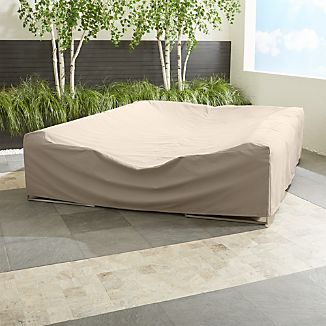 Outdoor Large Sectional Cover