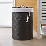 Sedona Black Hamper with Liner