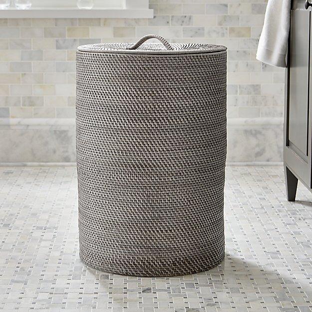Sedona Grey Hamper - Image 1 of 3