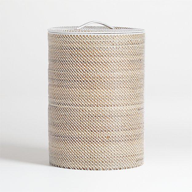 Sedona White Hamper - Image 1 of 3