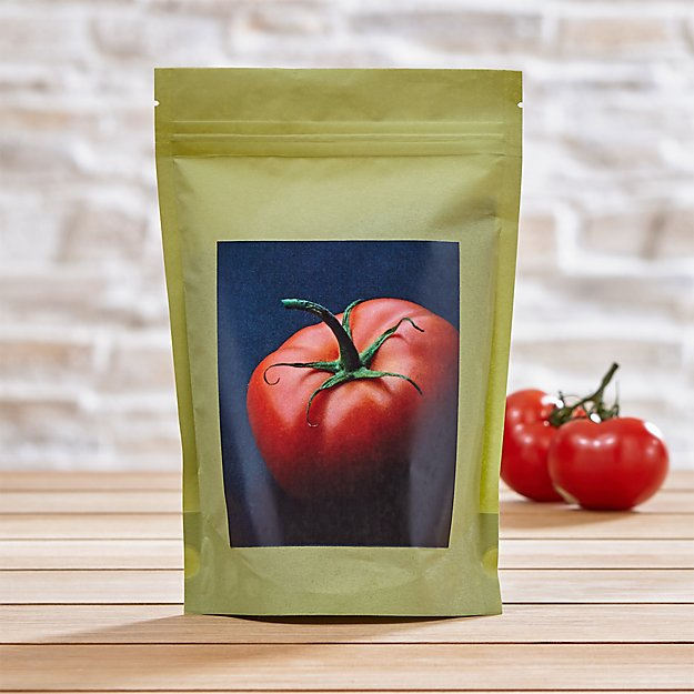 Red Tomato Seed Bag