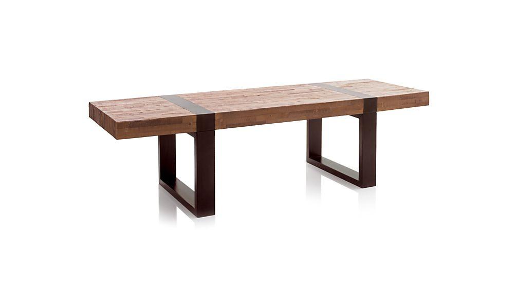 Seguro Rectangular Coffee Table