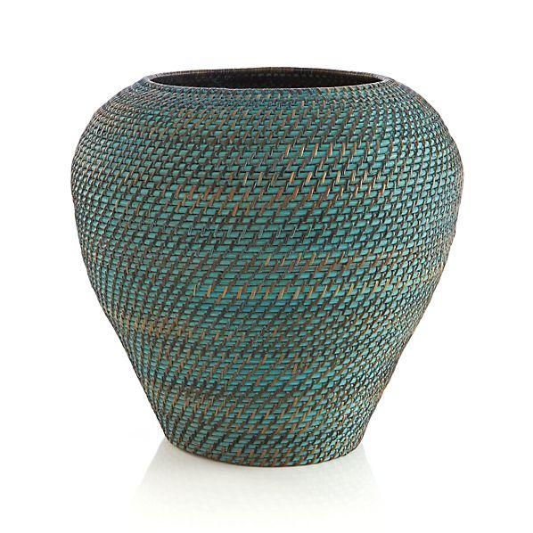 Serpente Blue Basket