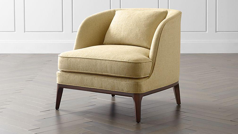 Seychelles Wood Trim Chair - Image 1 of 5
