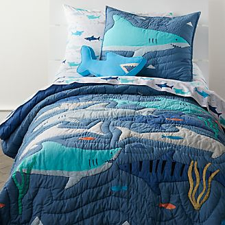 Shark Bait Bedding Kids