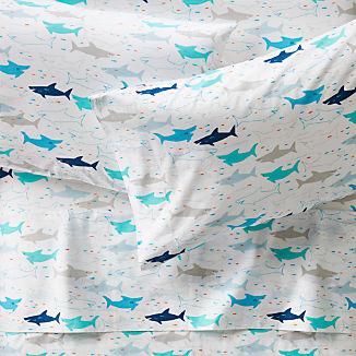 Organic Shark Bait Sheet Set