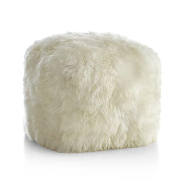 SheepskinPoufIvory3QF17