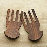 Acacia Salad Hands