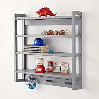 Kids Shelves Amp Wall Cubbies Crate And Barrel