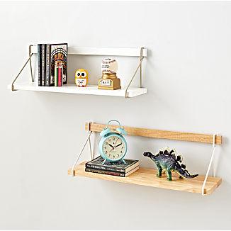 Suspension Wall Shelf