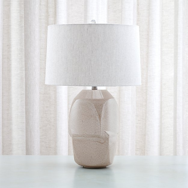Shift Abstract Table Lamp - Image 1 of 8