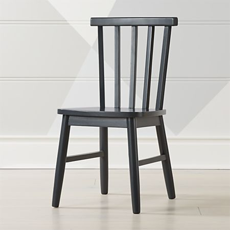 Phenomenal Shore Charcoal Kids Chair Reviews Crate And Barrel Gmtry Best Dining Table And Chair Ideas Images Gmtryco