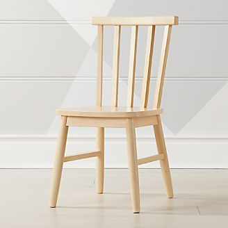 Shore Natural Kids Chair