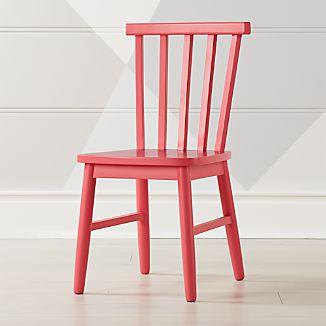 Genial Pink Kids Chair