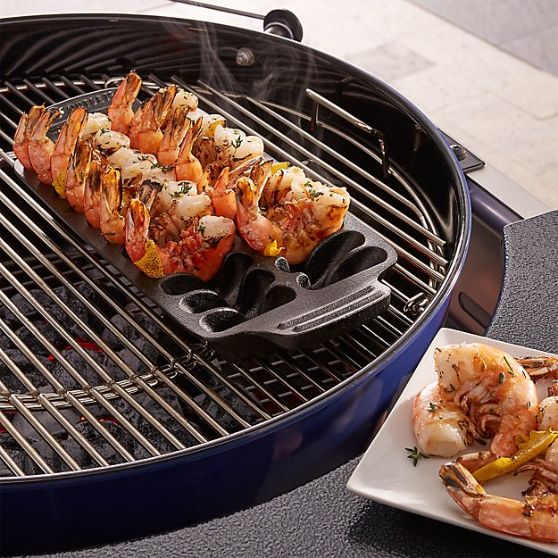 Shrimp Grill Pan - Image 1 of 2