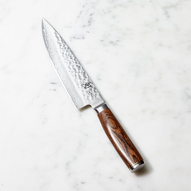 Shun 174 Premier 8 Quot Chef S Knife Crate And Barrel