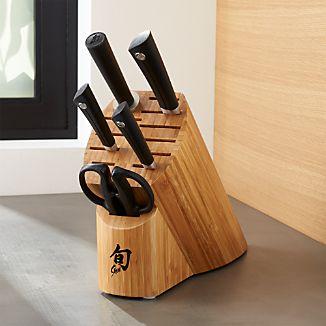 Shun ® Sora 6-Piece Knife Block Set