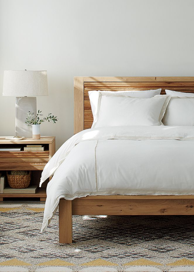 bedding gifts for wedding registries | crate and barrel