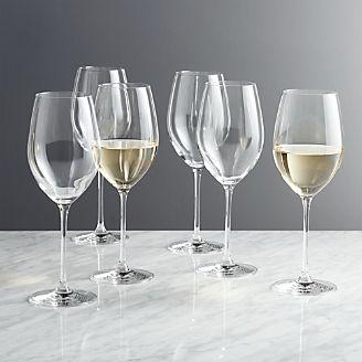 White Wine Gles Set Of 6