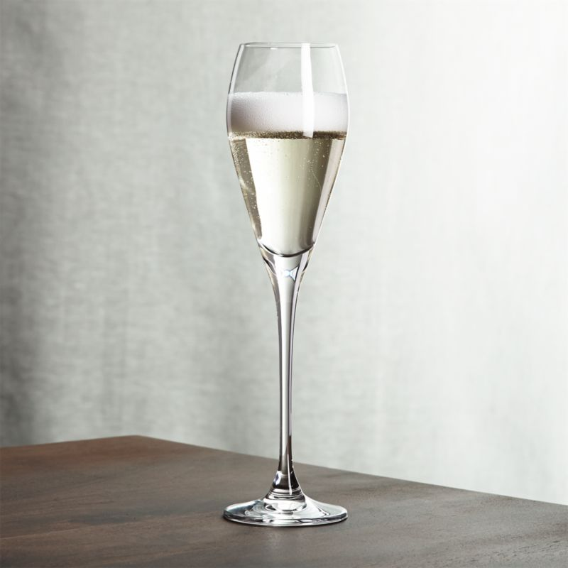 Generously sized glasses swell subtle tulip silhouettes on slender pulled stems in our elegant yet affordable collection. Created for us by Rona, the oldest existing Slovakian glass factory, founded in 1892.<br /><br /><NEWTAG/><ul><li>Glass</li><li>8 oz.</li><li>Fire-polished rim</li><li>Handwashing Recommended</li><li>Made in Slovakia</li></ul>