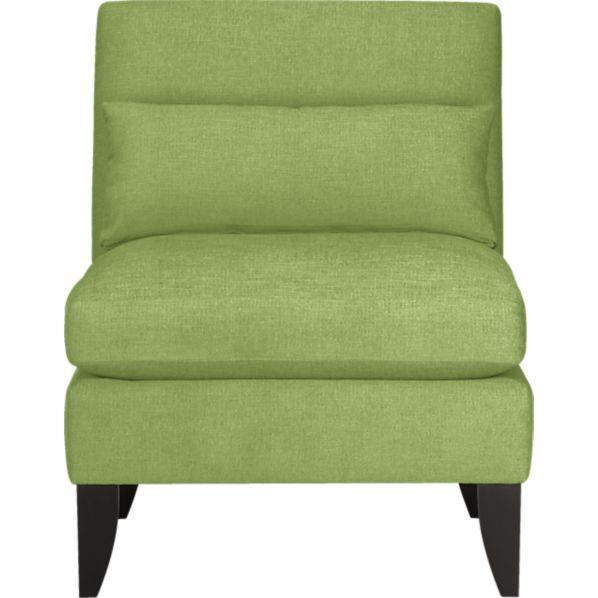 Silhouette Armless Chair