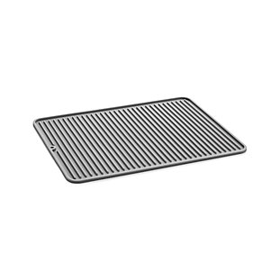 compact dish rack reviews crate and barrel. Black Bedroom Furniture Sets. Home Design Ideas