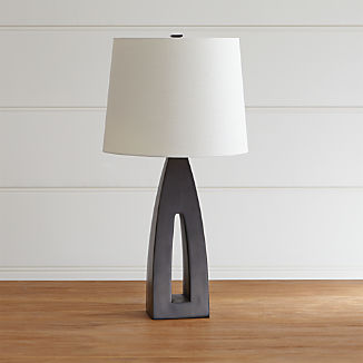 Modern Table Lamps | Crate and Barrel
