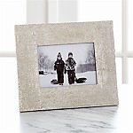 Silver Bark 5 x7  Picture Frame