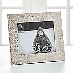 Silver Bark 8 x10  Picture Frame