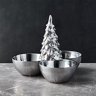 Silver Tree 3-Part Server