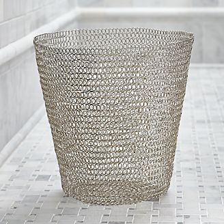 Bathroom Accessories And Furniture Crate And Barrel