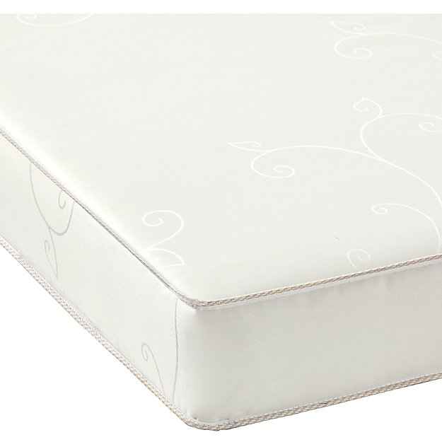 Simmons Beautysleep Organic Crib Mattress Crate And Barrel