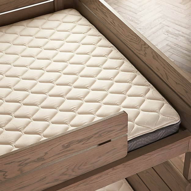 Full Bunk Bed Mattress By Simmons Reviews Crate And Barrel