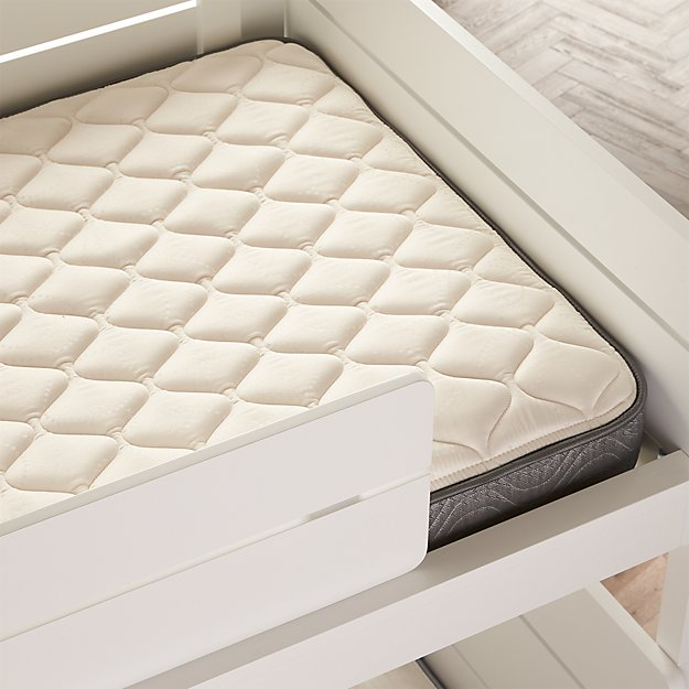 Bunk Bed Twin Mattress By Simmons Reviews Crate And Barrel