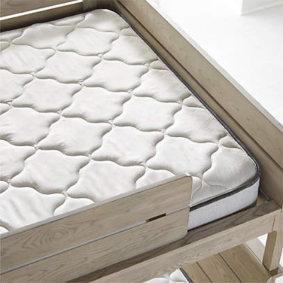 Simmons Riteheight Full Firm Bunk Bed Mattress Reviews Crate And Barrel