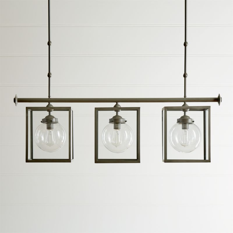 Simone Three Light Pendant + Reviews