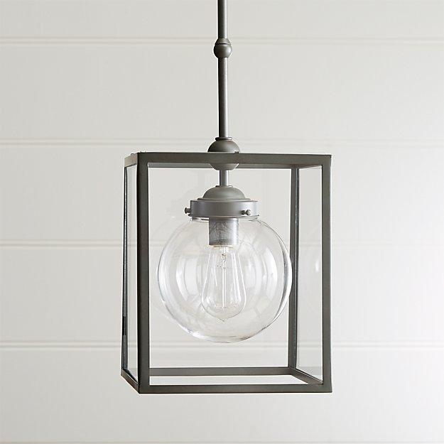 Simone Single Pendant Light - Image 1 of 6