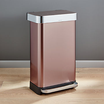 Trash Cans for Kitchen | Crate and Barrel