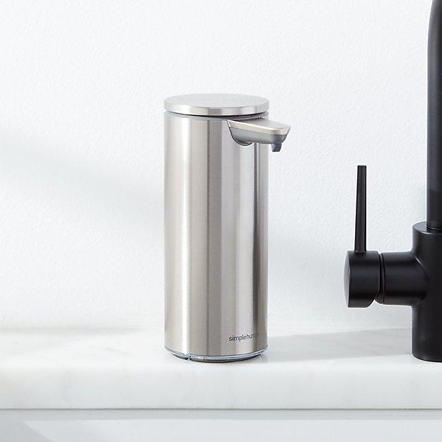 simplehuman ® Rechargeable Liquid Soap Dispenser - Image 1 of 4