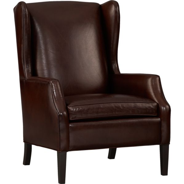 Sinclair Leather Chair