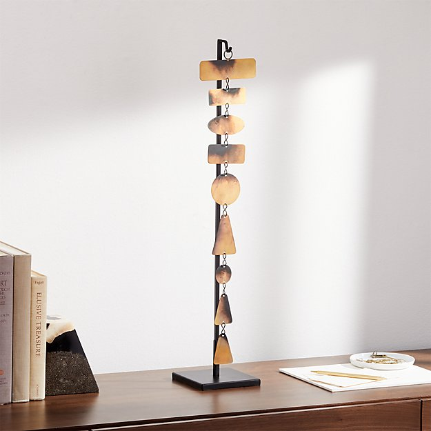 Single Strand Desktop Chime - Image 1 of 4
