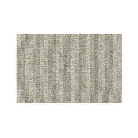 Sisal Dove Grey 8 X10 Rug Reviews Crate And Barrel