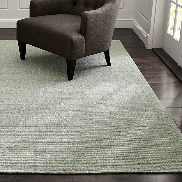 Sisal Dove Grey Rug - Image 1 of 10