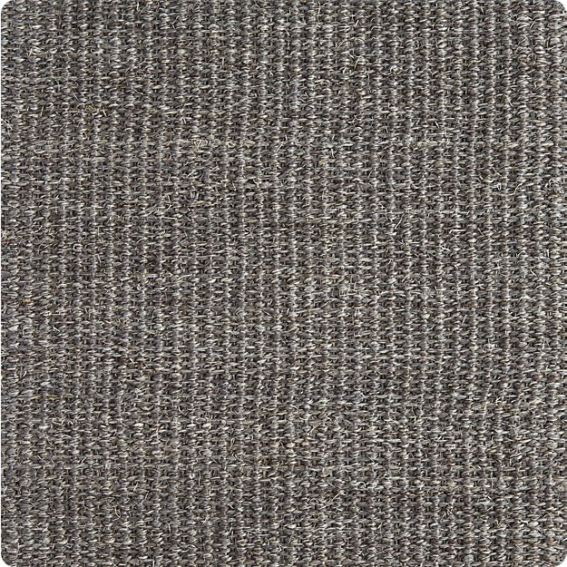 Sisal Grey 12 Quot Sq Rug Swatch Crate And Barrel