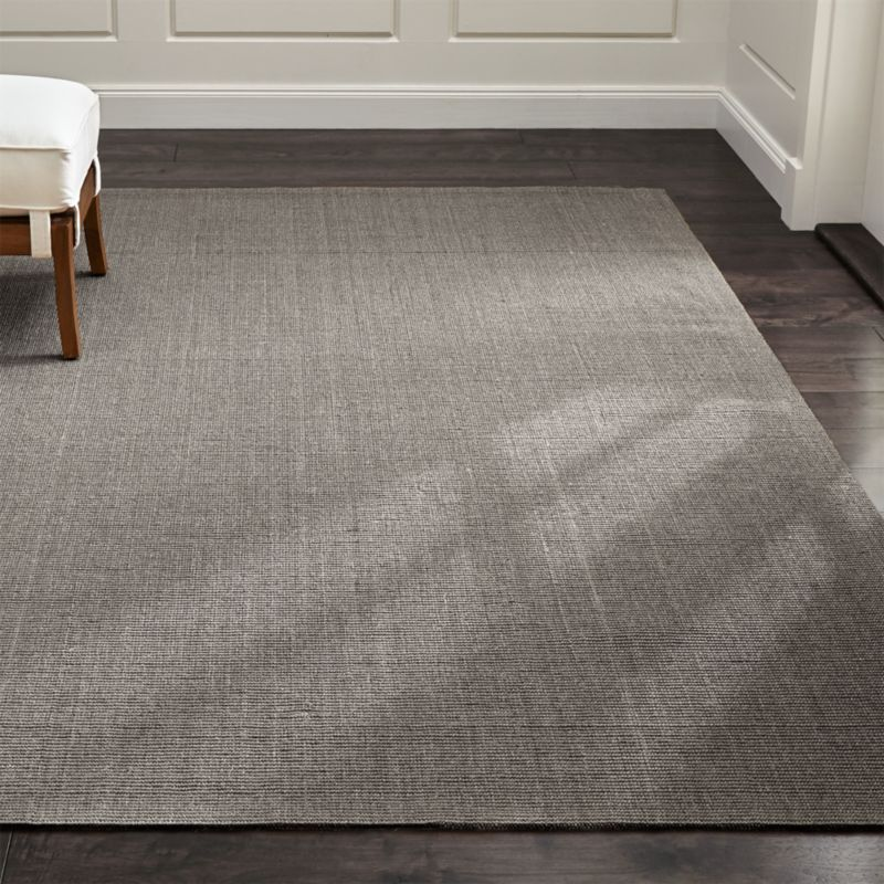 tone madisons patchwork grey cowhide multi brick patter rug rugs grande products posh gray mh area pattern