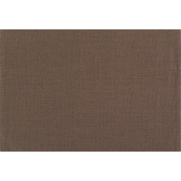 Sisal Chocolate Rug 4'x6'