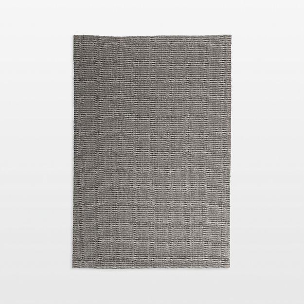 Sisal Grey 9'x12' Rug