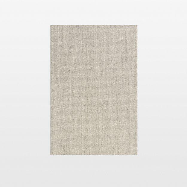Sisal Rug Cut To Size: Sisal Linen 8'x10' Rug