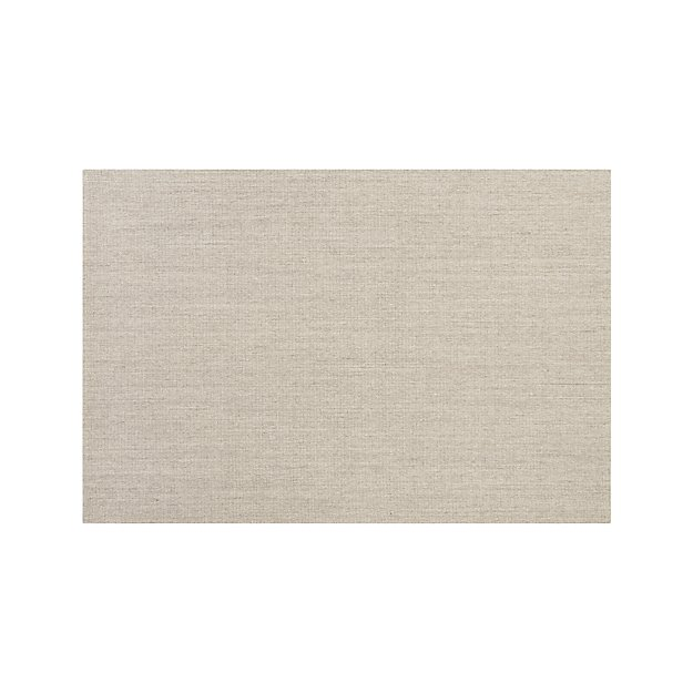 how to choose a rug for your living room sisal linen 8 x10 rug crate and barrel 28334